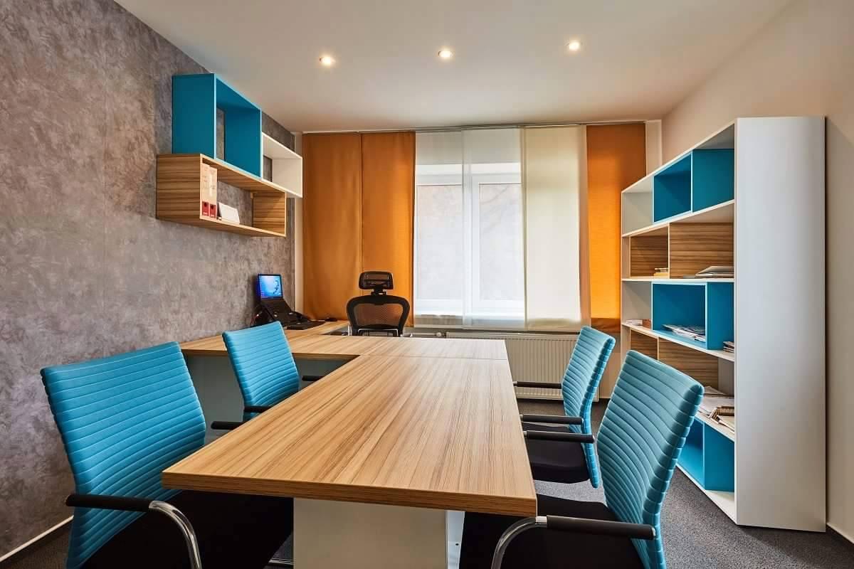 Kanceláře na klíč - Projekt - InHaus 9891700543