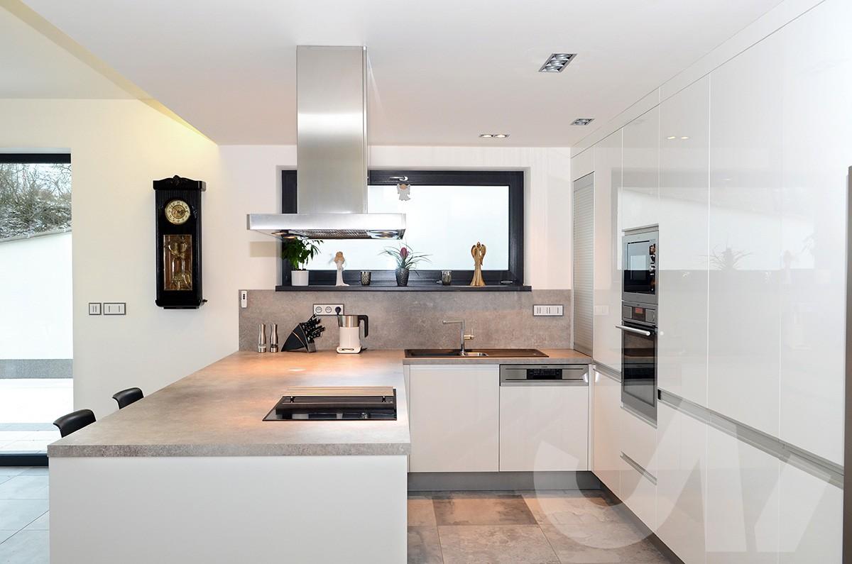 Vaření V Moderní Kuchyni Na Míru Si Užijete Inhaus