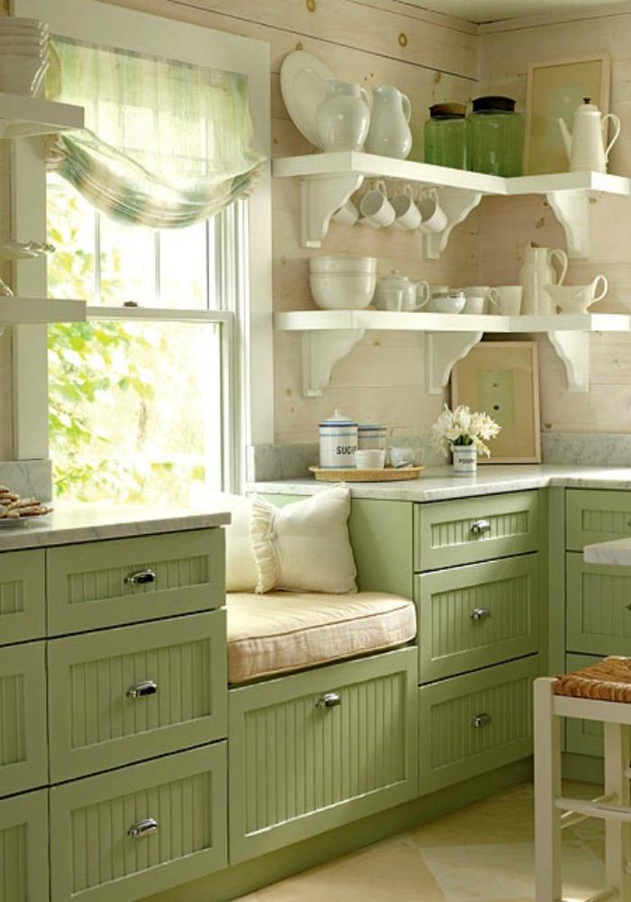 Дизайн маленькой малогабаритной кухни: ServisOnline