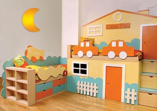 D tsk pokoj ek for Pegatinas para habitaciones infantiles