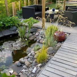 Modern jez rko for Terrassenplanung ideen