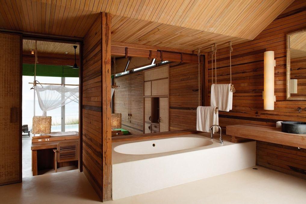 Фото дизайн комнат в деревянном доме