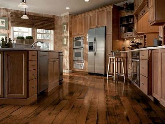 Dřevěn 225 Podlaha V Kuchyni Inhaus Cz