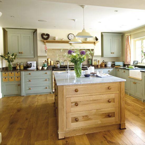 Pictures Of Green Kitchen Cabinets: Kuchyňský Ostrůvek S šuplíky