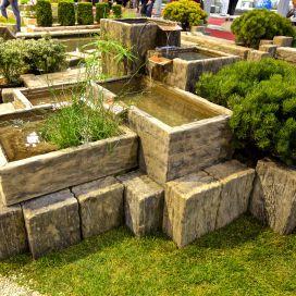 Moderní Zahradní Jezírka Inhauscz