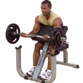 Body-Solid Curl Bench LYPO