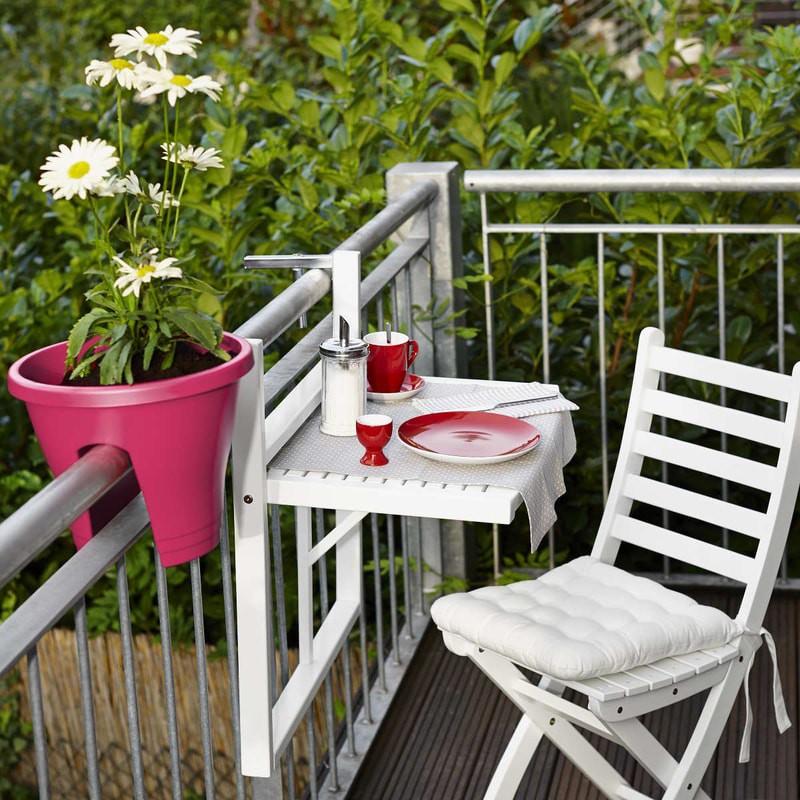 Как стильно оформить балкон: 5 супер идей.