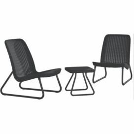 RIO PATIO set - antracit Keter