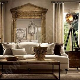 Obývací stěna vintage