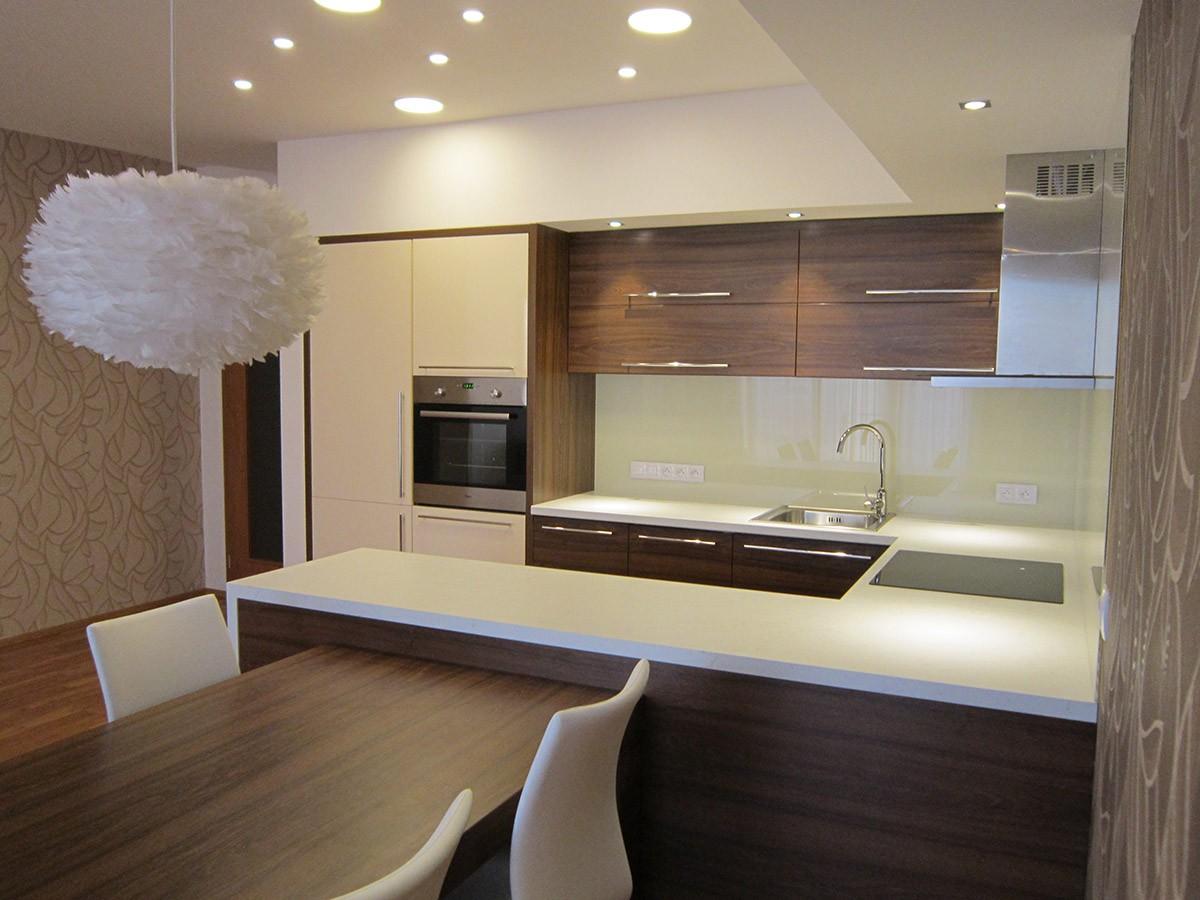 Moderní Kuchyně Do U Inhauscz