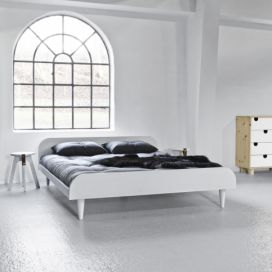Postel Says Who for Karup Twist White, 180 x 200 cm Bonami.cz