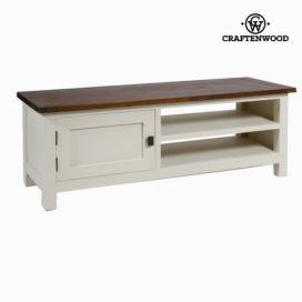 Tv stolek lucca 120x40x45 cm - country kolekce by craften wood aaaHome.cz