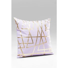Cushion Golden Traffic 45x45cm KARE