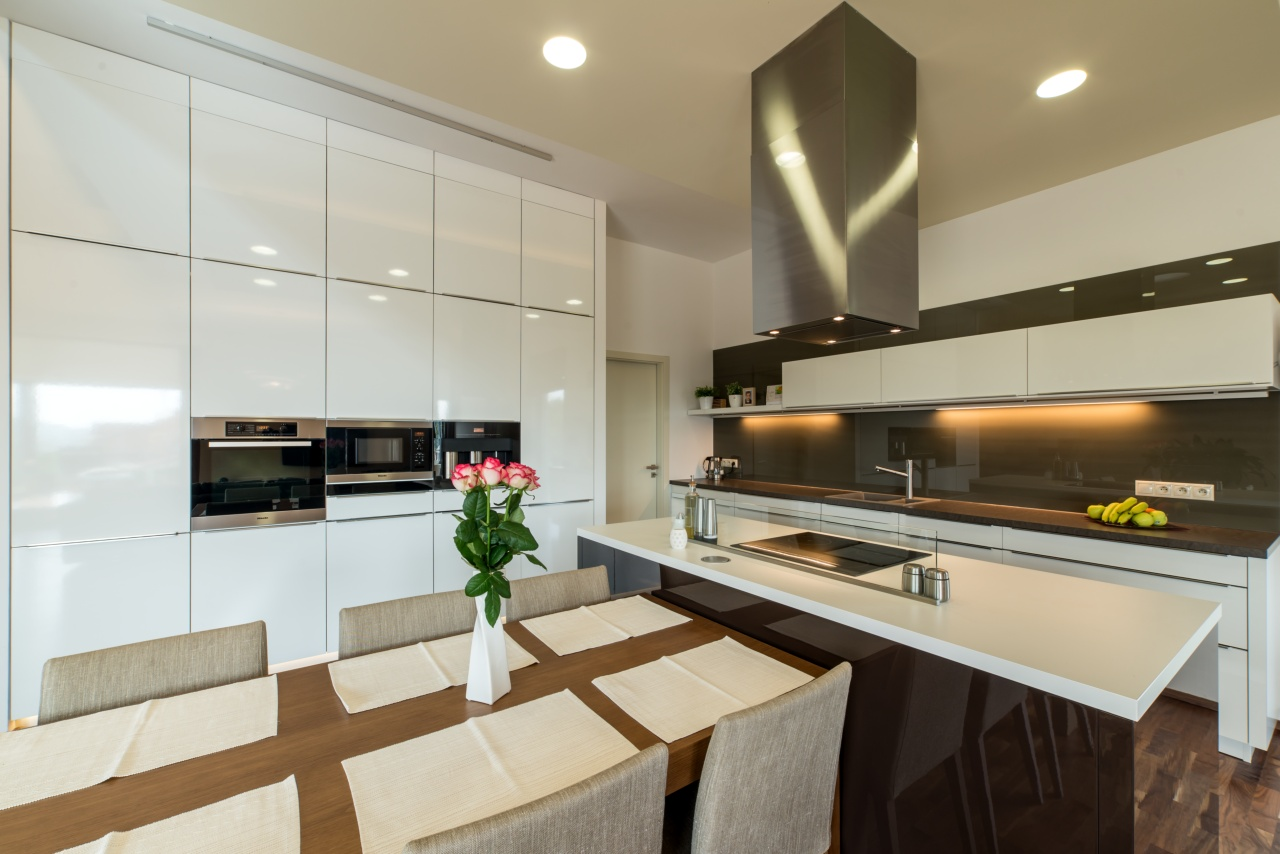 Luxusní kuchyně - Apparel BOX s.r.o. b6f94a6218