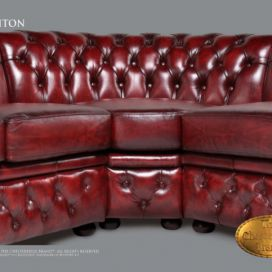Chesterfield Brighton 2H2, Rohová pohovka 2+2 Chesterfield Showroom