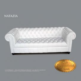 Chesterfield Natazia 2, Pohovka 2 místná  Chesterfield Showroom