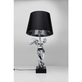 Stolní lampa Headless Angel Chrome KARE