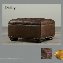 Chesterfield Derby (H), Taburet Chesterfield Showroom