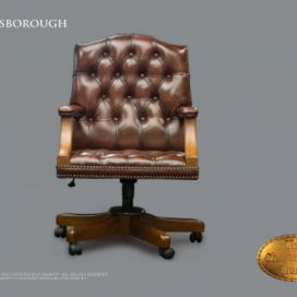 Chesterfield Gainsborough (OC), Křeslo kancelářské Chesterfield Showroom