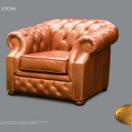 Chesterfield Charlston 1, Křeslo Chesterfield Showroom