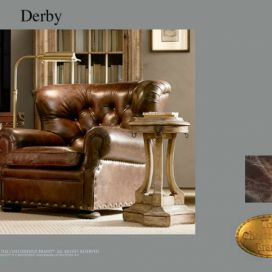 Chesterfield Derby 1, Křeslo Chesterfield Showroom
