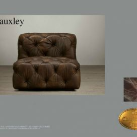 Chesterfield Hauxley 1, no arms, Křeslo Chesterfield Showroom
