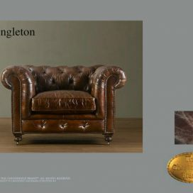 Chesterfield Ingleton 1, Křeslo Chesterfield Showroom