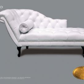 Chesterfield Daybed (L), Vlevo (Levý) Chesterfield Showroom