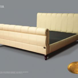 Chesterfield Chester 140x200, Postel Chesterfield Showroom