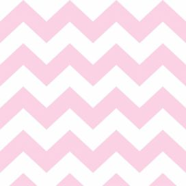 Tapety Chevron Light Pink Homedesign-shop.com