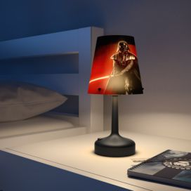 Philips Massive 71889/30/16 NOV 2016 DISNEY PŘENOSNÁ LAMPA STOLNÍ  Star Wars - Darth Vader