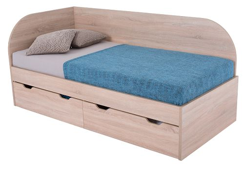 2d47b645f0a4 Harmonia Dětská postel s úložným prostorem REA Gary 90x200cm - výběr  odstínů - Nábytek Harmonia s.r.o.