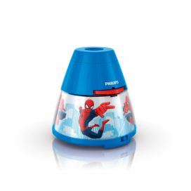 Philips Massive 71769/40/16 DISNEY PROJEKTOR Spiderman 4home.cz