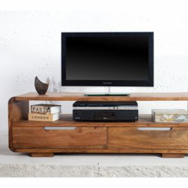INV TV stolek UNO 130cm Sheesham Design4life