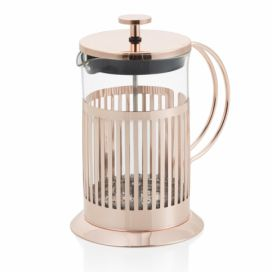 French press na čaj a kávu Brandani Rose Gold, 600 ml Bonami.cz