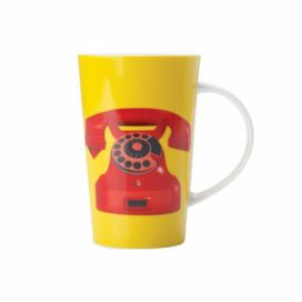 Maxwell & Williams Dial Tone Conical Mug 420 ml 4home.cz