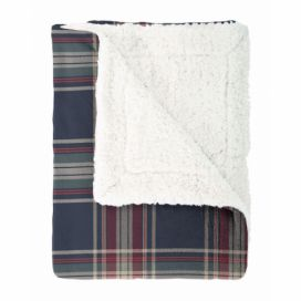 Károvaný pléd Home Collection Tartan, 130x170 cm Bonami.cz
