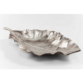 Deco Bowl Beech Silber Small KARE