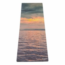 Podložka na jógu Yoga Design Lab Travel Sunset, 900 g