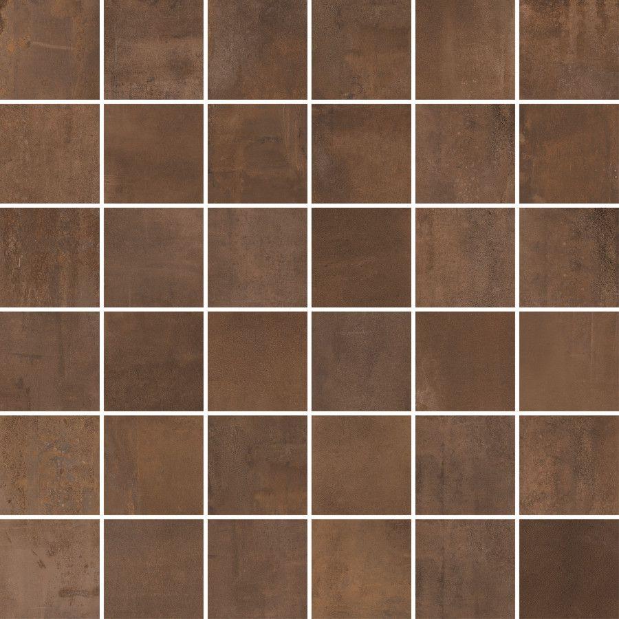 Abk mozaika interno rust 30 x 30 cm for Abk interno 09