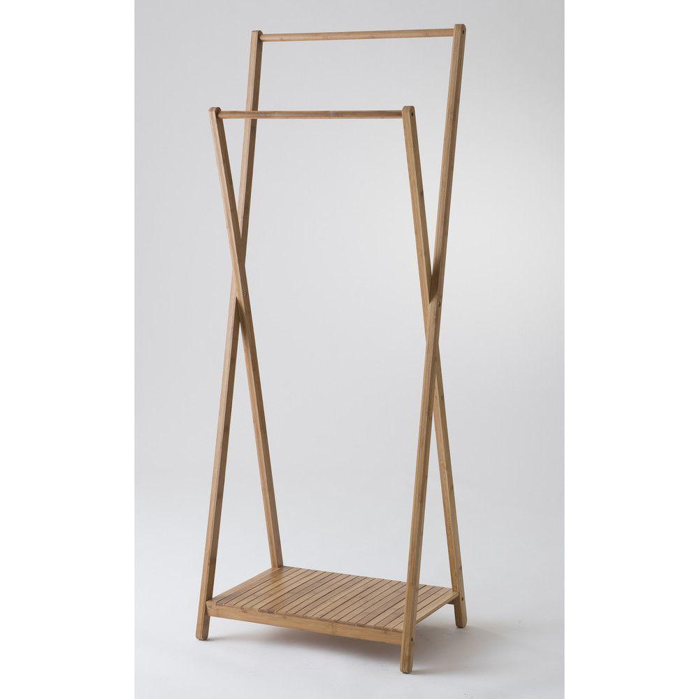 ... Bambusový stojan na oblečení Compactor Range 9a9db58c1b