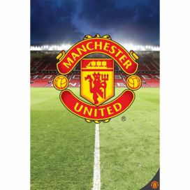 Up and Down Fototapeta Manchester United, 158 x 232 cm 4home.cz