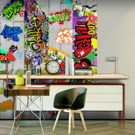 Bimago Tapeta - Colourful Madness role 50x1000 cm GLIX DECO s.r.o.