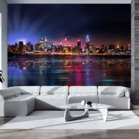 Bimago Fototapeta - Romantic moments in New York City 400x280 cm GLIX DECO s.r.o.