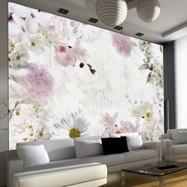 Bimago Fototapeta - The fragrance of spring 400x280 cm GLIX DECO s.r.o.