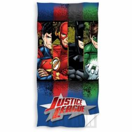 TipTrade Osuška Justice League, 70 x 140 cm 4home.cz