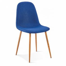 ATR home living  Židle SIMON dark blue Alhambra | design studio