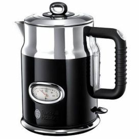 Russell Hobbs Retro Black Kettle 21671-70 alza.cz