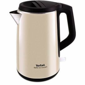 Tefal Safe to touch 1,5 l pearlescent copper KO371I alza.cz