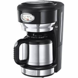 Russell Hobbs Retro Black Thermal C/Maker 21711-56/ alza.cz